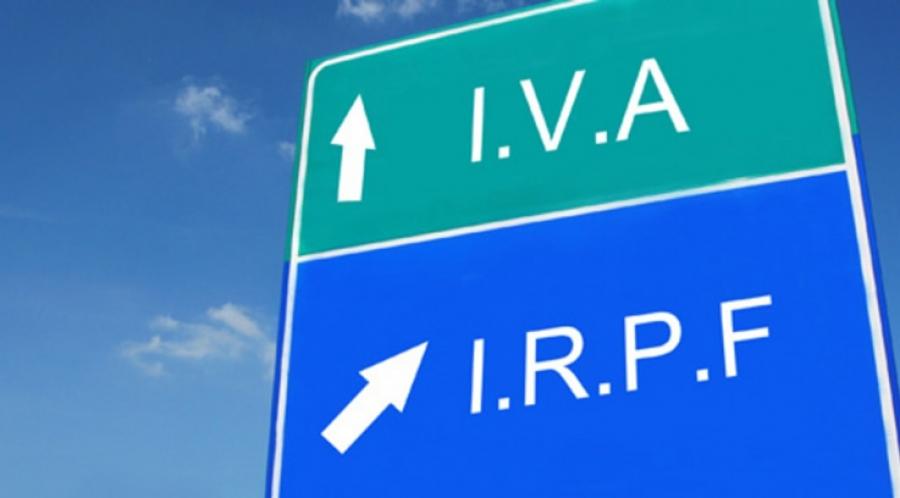 Cambios contables del IVA e IPRF para 2013