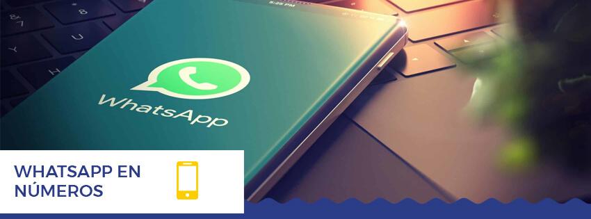 WhatsApp en numeros