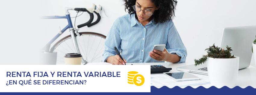 renta fija y renta variable